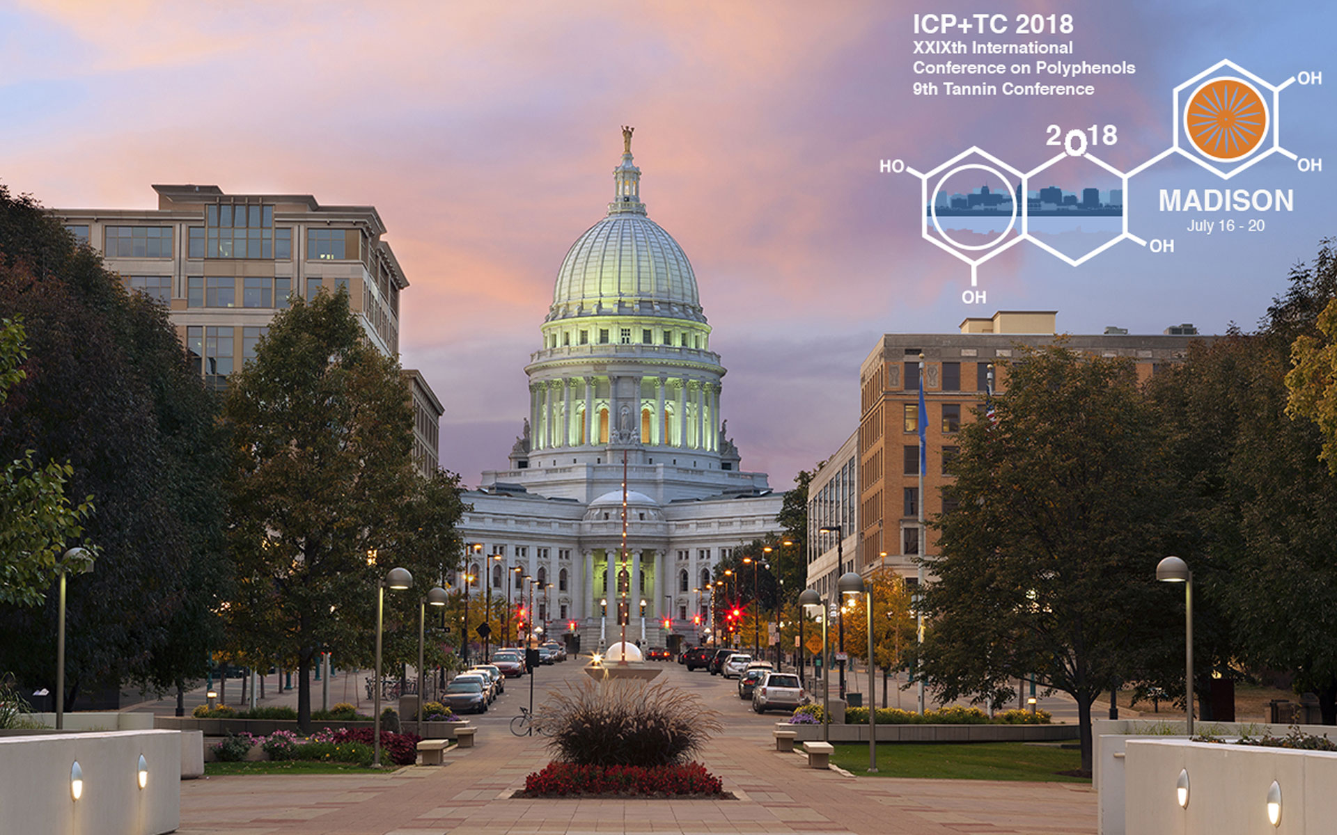 International Conference on Polyphenols | Hosted by Wisconsin Union