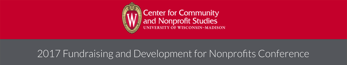 Fundraising and Develoment for Nonprofits Conference